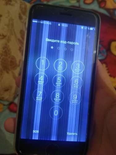 развенчивает мифы на экране телефона поплыли картинки цены